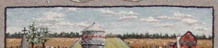 Close up of hooked pemberville sky