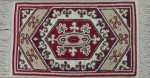 Frost Oriental rug hooked rug