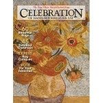 Celebrations XXI: Sally Kerr is the Cover Girl!