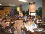 Manistee Rug Hooking School at Onekema, MI