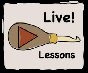Live lesson icon small